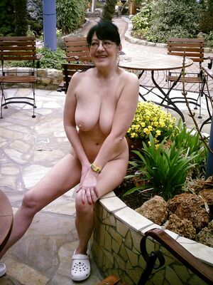 the mature nudist