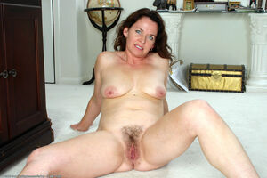 very hairy milfs