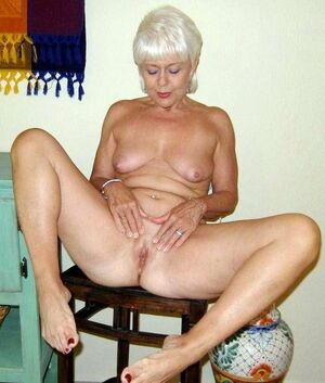british blonde milf