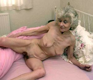 dick flashing granny
