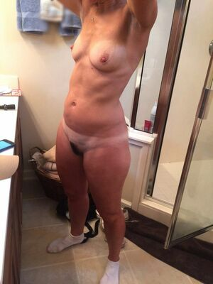 hairy mature latina