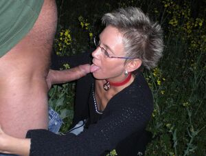 blowjob from mature
