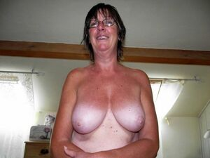 older women topless